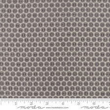 Compositions~By 1/2 Yd~Moda~Basicgrey~Numbers In Circles~Type Keys~30454-15