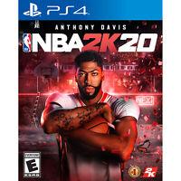 NBA 2K20 PS4 [Brand New]