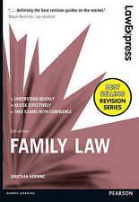 Jonathan Herring Bestselling 6th Edition Paperback Book Law Express - Family Law