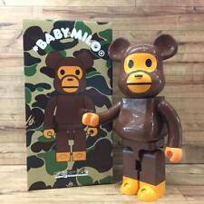 Medicom 1000% Bearbrick ~ A Bathing Ape Baby Milo Be@rbrick NWT