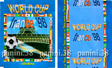 "RARE !! Pochette ""WORLD CUP FRANCE 98"" packet, tüte, bustina PANINI DIAMOND 1998"
