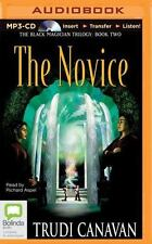 Black Magician Trilogy: The Novice 2 by Trudi Canavan (2015, MP3 CD, Unabridged)