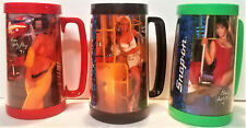3 Snap-On Tool 1991 Girls Theme Mug. Very vintage and unique.