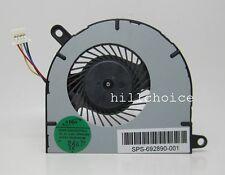 CPU Fan For HP Envy Spectre XT 13 Laptop 692890-001 AB06105HX05PB00 0CWQCU003