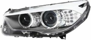 Genuine BMW Headlight Assembly F07 535i GT Right Bi-Xenon Adaptive 63127262728