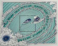 Original Rick Griffin & Randy Tuten Surfrider Bash Concert Poster > Ships Free!