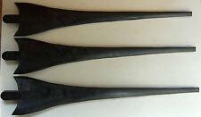 New Air-x, Ametek type Wind Turbine blades, Carbon Fibre, Made in USA