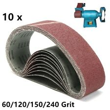 Sanding Belt For Metal Wood Grinding Abrasive Belt 50 x 686mm Sander Polish Tool