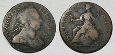 ☆ Incredible ! ☆ 1775 King George Iii Revolutionary War Coin ! ☆
