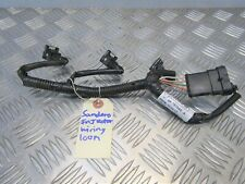 DACIA sandero renault twingo 1.2 16v einspritzventil buse d/'injection 8200292590