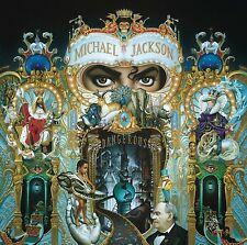 MICHAEL JACKSON - DANGEROUS  CD NEUF