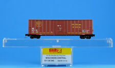 511 00 092 WISCONSIN CENTRAL 27114  ~ 50' BOXCAR ~ MTL MICRO TRAINS Z SCALE