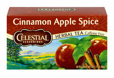Celestial Seasonings Cinnamon Apple Spice Herbal Tea - 20 Count (Pack of 3)