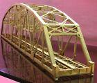 BRASS/MESSING DUAL TRACK WIDTH North America ROCHESTER BEAVER BRIDGE HO 1:87