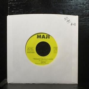 "Jim'N'I – Reagan's Budget Cuts VG+ 7"" Vinyl 45 Maji 1-182 Novelty / Country 1982"
