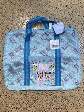 NWT Disney Babies Zippered Wet Bag  Blue Handles