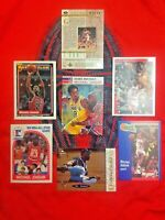 7 Cards Lot 😇  KOBE BRYANT 😇 1996-97 Rookie RC ➕ 🔥 MICHAEL JORDAN 🔥 INVEST📈