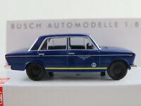 "Busch 50565 Lada 1600 Lim. (1976) ""THW Landesverband Berlin"" 1:87/H0 NEU/OVP"