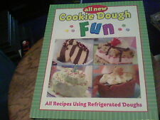 all new Cookie Dough Fun all recipes using refrigerated doughs Louis Weber s18