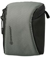 BRESSER ADVENTURE LARGE Camera Pouch Case Bag in Grey (UK Stock) BNIP