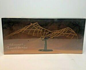 Imagination Factory Leonardo Da Vinci il volo instrumentale 1:6 Scale Wood Kit
