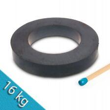Ringmagnet Ø 100,0 x 60,0 x 20,0 mm Y35 Ferrit - hält 16 kg