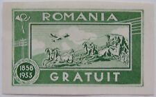 Roemenië Gratuit 1933