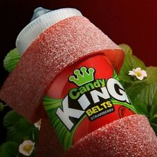 Sour Belts 100ml Candy King