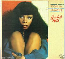 DONNA SUMMER - Greatest Hits (10 Tracks) HOLLAND.  Groovy 1977
