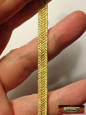 M01331 MOREZMORE 10Y Straw Braid Ribbon NATURAL Doll Hat Basket Wicker Chair A60