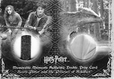 Harry Potter POA MM Double PROP CARD P5 BUCKBEAKS CHAIN AND FEATHER #026/150