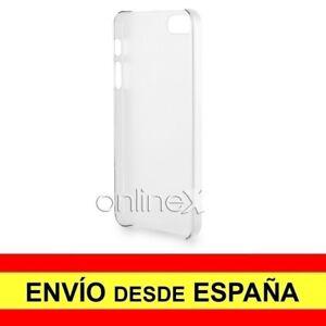 Funda Carcasa Tamizada Ultrafina para Iphone 5 / 5S a1693