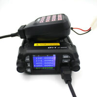 QYT KT-8900D 25W Power Mobile radio 136-174MHz/400-480MHz Dual band Quad display