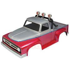 parma 1:12 Midnight Pumpkin Clear Body Set Tamiya CW-01 RC Cars Truck #10272