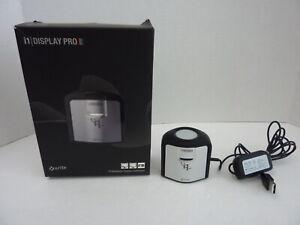 X-Rite i1 Display Pro Display and Monitor Calibrator, USB Powered EODIS3