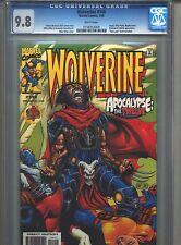 Wolverine #146 CGC 9.8 (2000) Apocalypse: The Twelve Highest Grade