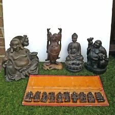 Collection Of Buddhas +  10 Avatars Of Vishnu - All For Attention / Repair