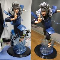 NARUTO Senju Tobirama Anime Figurine 7.5in Height PVC Model IN BOX IN STOCK