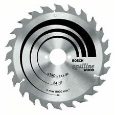 BOSCH Ø 85mm Kreissägeblatt Holz für Handkreissägen