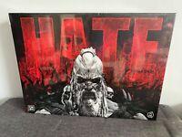 Hate Board Game Tyrant Pledge Sealed New CMON Adrian Smith Kickstarter Exclusive