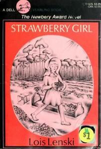 Strawberry Girl Paperback Lois Lenski