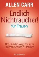 ALLEN CARR Endlich Nichtraucher - für Frauen ***NEU***