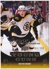 10-11 Upper Deck Jamie Arniel /100 UD Exclusives Young Guns