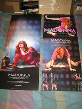 MADONNA-(confessions on a dance floor)-1 POSTER-2 SIDED-12X30-NMINT-RARE