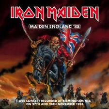 Iron Maiden - Maiden England [New CD] UK - Import