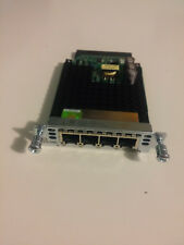 Cisco VIC3-4FXS/DID 2-Port Voice Interface Expansion Card