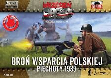 First to Fight 1/72 Polish Infantry Support Weapons # 027