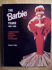 BARBIE DOLL $$$ PRICE GUIDE ACCESSORIES COLLECTOR'S BOOK COMPREHENSIVE LISTINGS