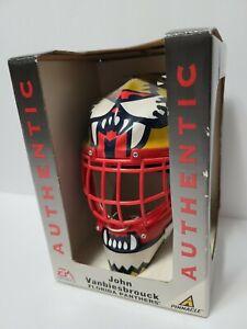 John Vanbiesbrouck EA Sports/Pinnacle Replica Mini Goalie Mask Florida Panthers