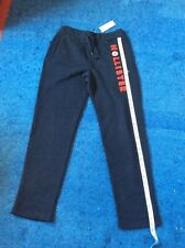 Nuevo Con Etiquetas Hollister Para Hombre Azul Pantalones XS